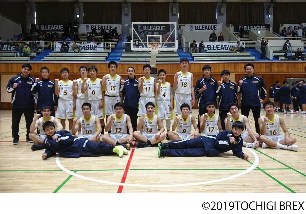 栃木ブレックスU15が優勝いたしました🏀・画像
