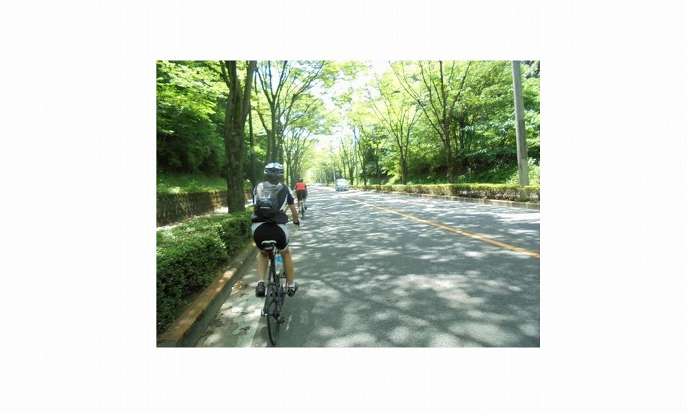 GKチャレンジ「自転車ロングライド」に挑戦! @さくら店・画像