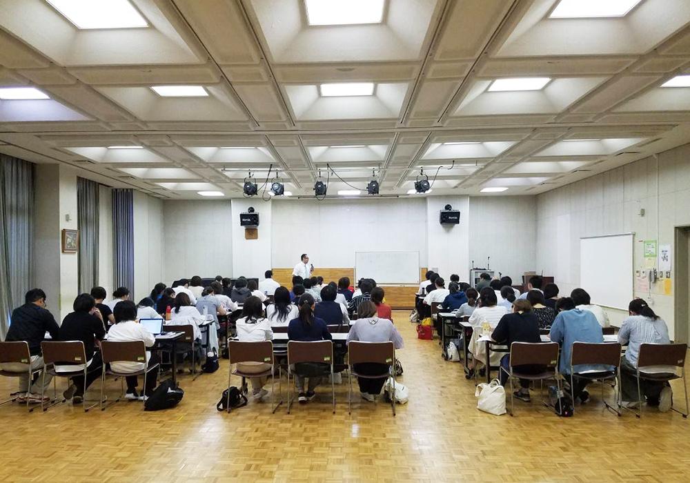 【WISC-Ⅳ初級中級】による職員研修会を行いました。・画像