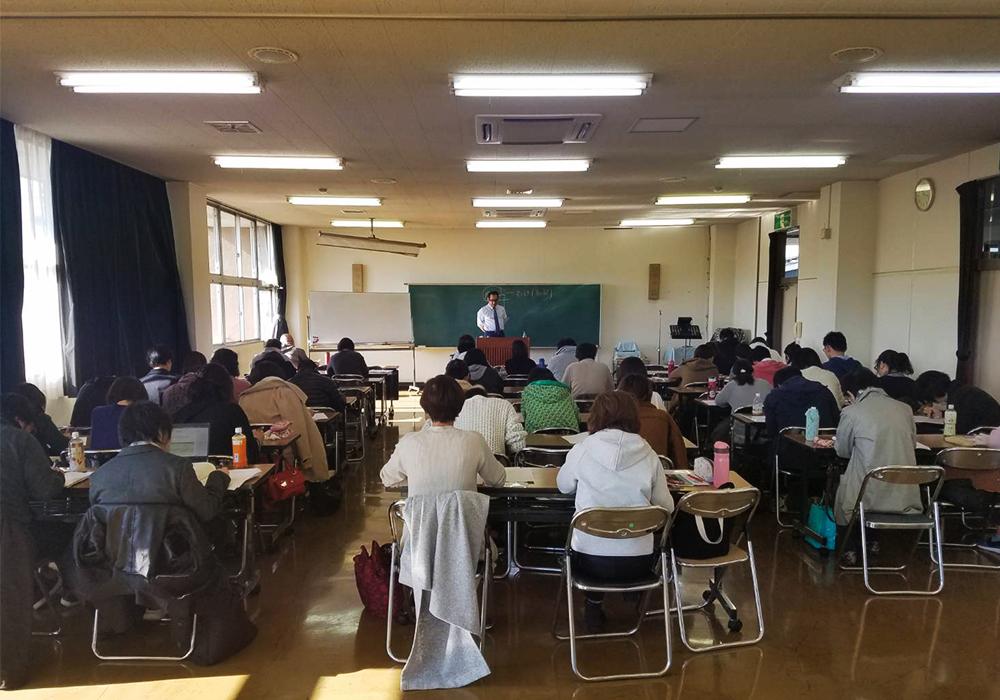 職員による【WISC-Ⅳ上級研修会】と【事例検討会】を開催いたしました。・画像