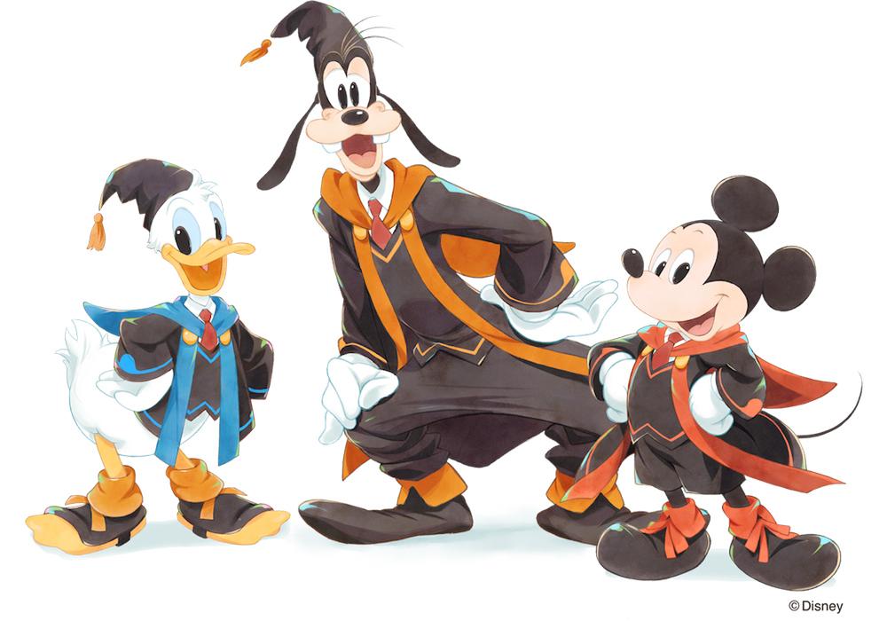 ディズニー・プログラミング学習教材「テクノロジア魔法学校」で、プログラミング学習が楽しく学べます。・画像