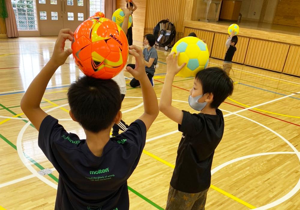 バルサ財団【FutbolNetプログラム】第1回目が開催されました・画像
