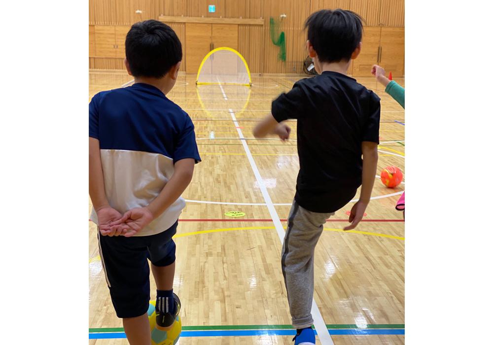 バルサ財団×グローバルキッズメソッド☆第2回【FutbolNetプログラム】・画像