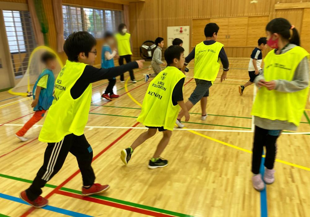 第6回・第7回目⚽バルサ財団×一般社団法人S.C.P. Japan×グローバルキッズメソッド【FutbolNetプログラム】・画像