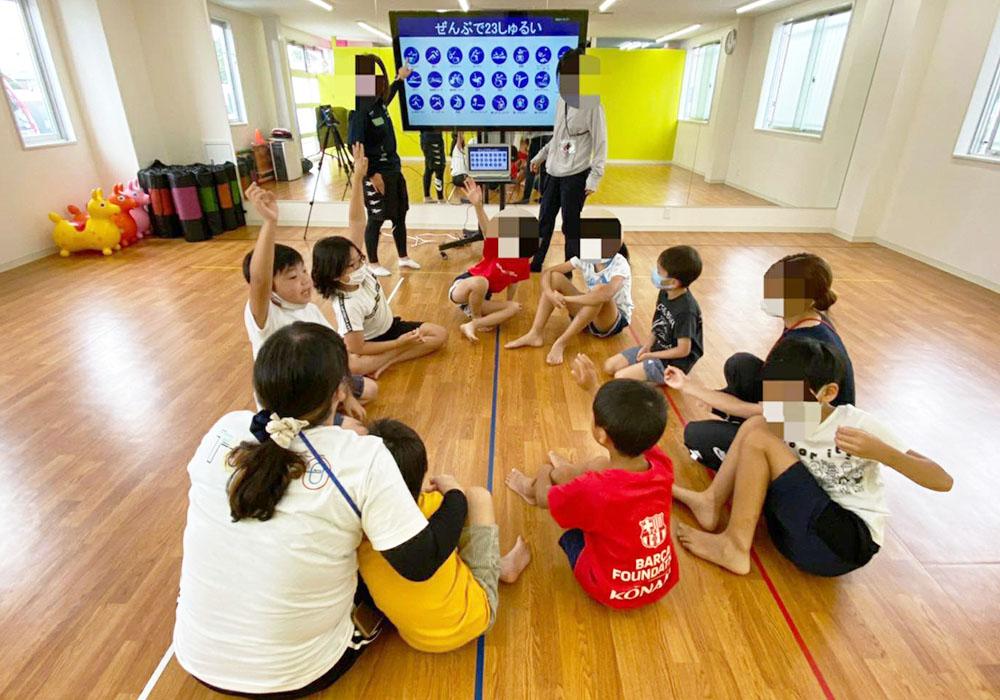 【バルサFUTBOLNETプログラム】魅力満載のパラリンピックを応援しよう@新下栗店・画像